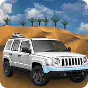 沙漠 苹果浏览器 吉普车 赛跑