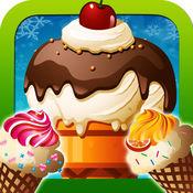 有趣的冷饮和糖果制造商 方便孩子游戏 免费家庭游戏