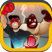 拳击淘汰赛胜利国王 - 街疯狂战斗的自由 1