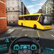 总线模拟器 3D - 城市公交车驾驶和停车 1.1