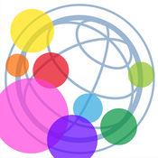向眼和善的 蓝色灯切割浏览器 AceColor  2.1