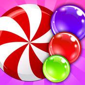 糖果流行泡泡射击 - 啪美味益智射击