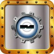 密码账号管家 - 隐私保险箱保护秘密 备忘录记事本管理器 密码锁加密查看器