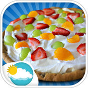 水果比萨饼制造商孩子 - 烹饪游戏