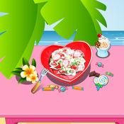 水果沙拉 - 烹饪比赛