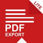 PDF Export Lite  6.4.1