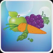 水果和蔬菜 - 6语言 by PetraLingua