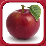 """""""孩子的蔬菜和水果""""是一款免费的教育游戏,适合1至4岁的孩子通过游戏学习。"""