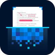 PDF扫描仪:文档编辑、标注、打印