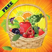水果为幼儿和孩子们学习英语!