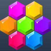 六边形消除—虐心抓狂的方块免费少儿童智能手机小游戏 1