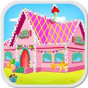 小仙女装扮房间-女生爱玩的设计装潢房间游戏