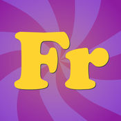 法语初学者的孩子和成人  通过有趣的游戏词汇学习的语言 C