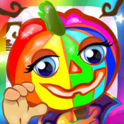 适合女孩和男孩的着色页面,娱乐和教育性的绘画床单及时尚游戏适合我的小孩