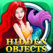 神秘的海洋:经典隐藏物品找图游戏 1.0.0