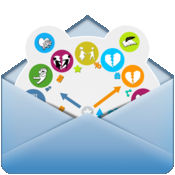 SMS Collection English with Social Sharing  1