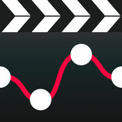慢动作和快速视频- 慢动作编辑短片的部分 1.6.1