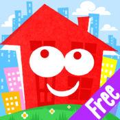 戏谷为孩子 - 通过触摸和了解创意游戏 - LITE 1.2