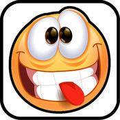 表情符号爱消除 - 搞笑动画笑脸, 炫酷字体,追女泡妞聊天必备工具!