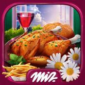 隐藏的物体餐厅 - 寻找与发现游戏厨房故事游戏