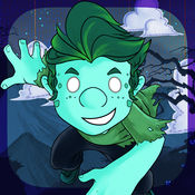 Funny Zombie Game – Free Jump and Run Action, 有趣的