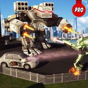 未来派机器人战斗临:终极汽车战 1