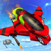 未来派 机器人 战争 : 飞行 摩托车 斗争 1