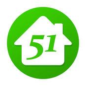 51租房 - 租好房,来51就对了! 1.0.0