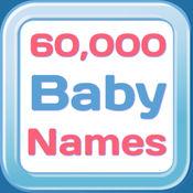 60,000个婴儿的名字:研究员和组织者。
