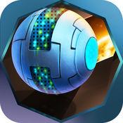 银河球3D---滚球