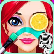 摇滚明星沙龙™: 女生们最爱的游戏 1