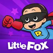 Rocket Girl - Little Fox 故事书 1.1.2
