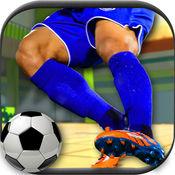 五人制足球2015 - 与庞大的体育真正的足球比赛和联赛室内