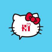 HK 贴纸 - Hello Kitty 主题贴纸