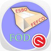 W2P - 国际通用盒型 FEFCO(FOD) 2