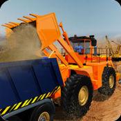 极地建筑卡车:越野起重机驾驶