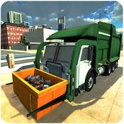垃圾卡车模拟3D-...