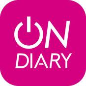 OnDiary~行動目標、体重体脂肪管理、食事管理の出来るオンダイアリー
