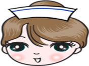 Big Eyes Nurse贴纸,设计:wenpei 2.0.1