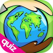 地理 測驗 – 下载 和 玩 最好 免费 脑 游戏 1