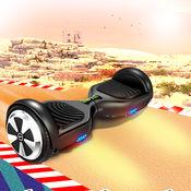 水滑板V / S滑板疯狂特技比赛3D