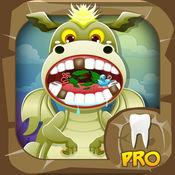 牙医龙. 孩子们 游戏 照顾动物 宠物医生 Dragon Dentist P