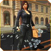 赌场抢劫大师 - 拉斯维加斯犯罪游戏