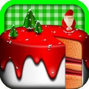 圣诞蛋糕制造者 - 节日请客盛会 1