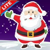 圣诞老人点到点:圣诞快乐孩子们的乐趣教育孩子的游戏
