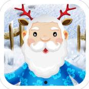 圣诞老人的新装-女生换装化妆搭配游戏