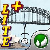 Bungee Stickmen - 蹦极小人——澳大利亚版 {LITE +} 中国的