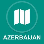 阿塞拜疆 : 离线GPS导航