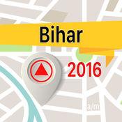 比哈尔邦 离线地图导航和指南 1
