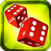 赌场夜光骰子塔生成器 FREE - 一个有趣的疯狂堆疯狂